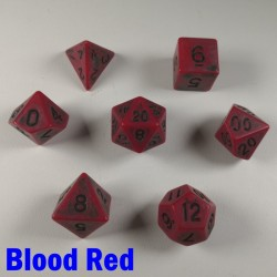 Ancient Blood Red