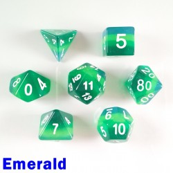 Aurora Gem Emerald