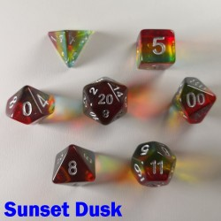 Aurora Gem Sunset Dusk