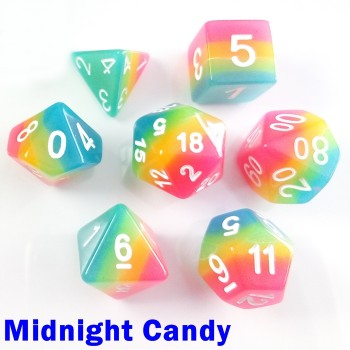 Bescon Glow in the Dark 'Midnight Candy'