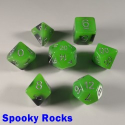 Bescon Glow in the Dark 'Spooky Rocks'