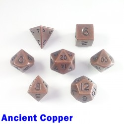 Bescon Miniature Metal Ancient Copper