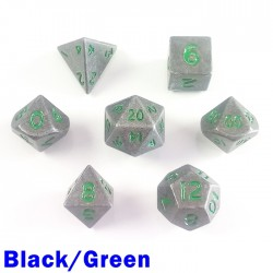 Bescon Miniature Metal Black/Green