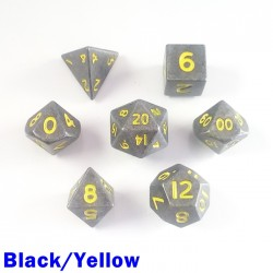 Bescon Miniature Metal Black/Yellow