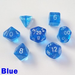 Bescon Miniature Translucent Blue