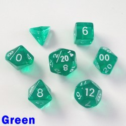 Bescon Miniature Translucent Green