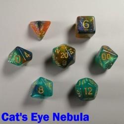 Cosmic Cat's Eye Nebula