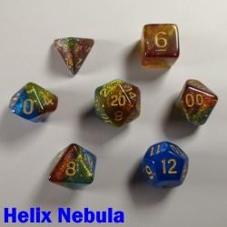 Cosmic Helix Nebula