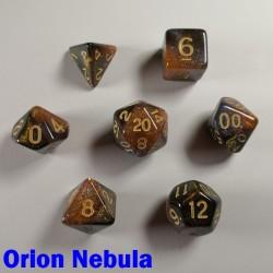Cosmic Orion Nebula