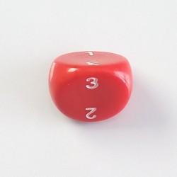D3 Opaque Red