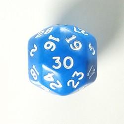 D30 Opaque Blue