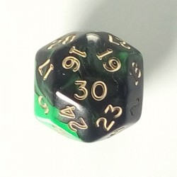 D30 Oblivion Green