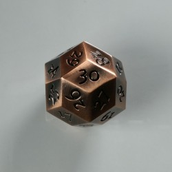 D30 Metal Copper