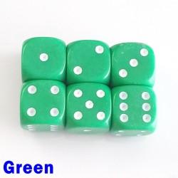 14mm D6 Green