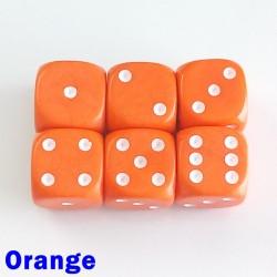 14mm D6 Orange