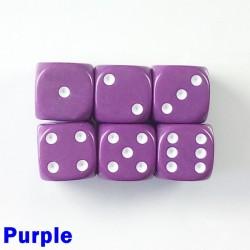 14mm D6 Purple