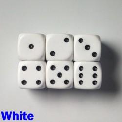 14mm D6 White