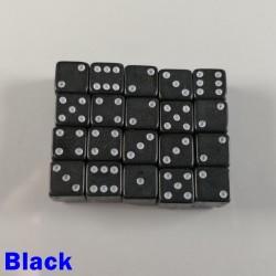 7mm D6 Black