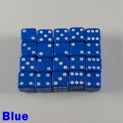 7mm D6 Blue