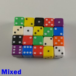 7mm D6 Mixed
