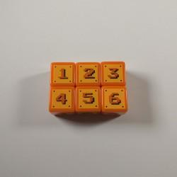 8-Bit Number Block