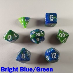 Elemental Bright Blue/Green