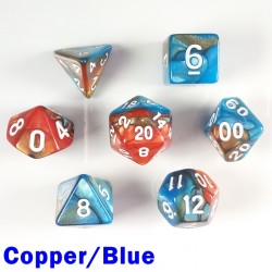 Elemental Copper/Blue
