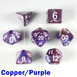 Elemental Copper/Purple