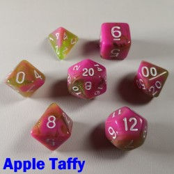 Elemental Warped Apple Taffy