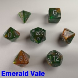 Elemental Warped Emerald Vale