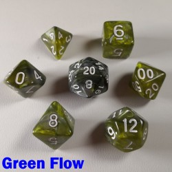 Elemental Warped Green Flow
