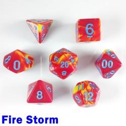 Elemental Fire Storm