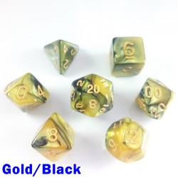 Elemental Gold/Black