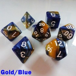 Elemental Gold/Blue
