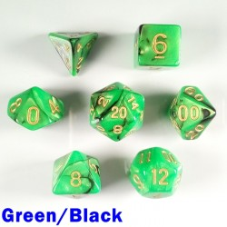 Elemental Green/Black