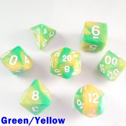 Elemental Green/Yellow