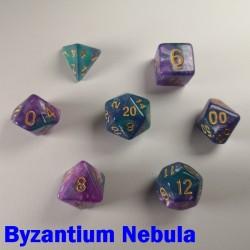 Galaxy Byzantium Nebula