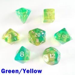 Gem Blitz Green/Yellow