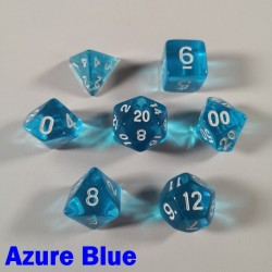 Gem Azure Blue