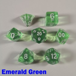 Gem Emerald Green