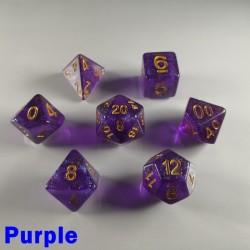 Iridescent Glitter Purple