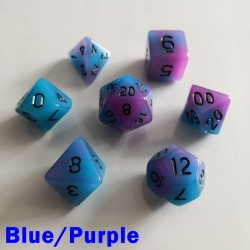 Glow in the Dark Blue/Purple