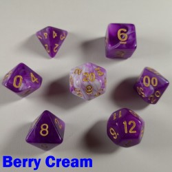 Marble Berry Cream