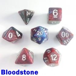 Marblized Bloodstone