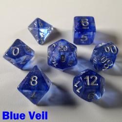 Mythic Blue Veil