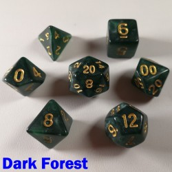 Mythic Dark Forest