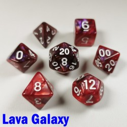 Mythic Lava Galaxy