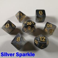 Mythic Silver Sparkle