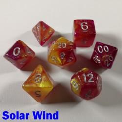 Mythic Solar Wind