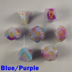 Opal Blue/Purple